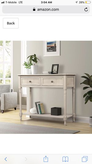 Sofa table for Sale in Los Angeles, CA