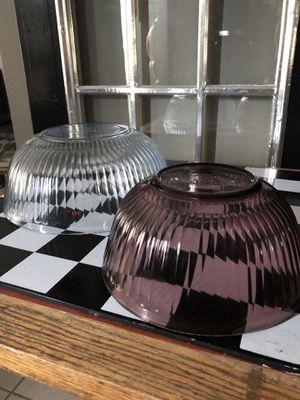 Pyrex bowls for Sale in Fraser, MI