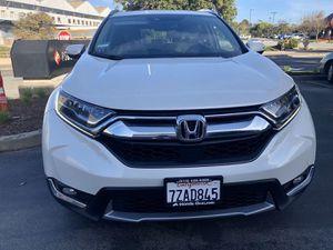 Honda CRV touring 2017 (20000miles almost new) for Sale in San Bruno, CA
