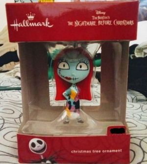 Nightmare Before Christmas Disney Sally Hallmark Ornament for Sale in Fresno, CA