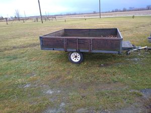 Utility tilting trailer for Sale in Fraser, MI