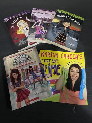 Girls chapter books for Sale in Yorba Linda, CA