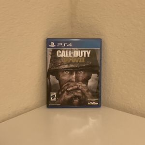 Call Of Duty World War 2 / PS4 - PS5 for Sale in Miami, FL