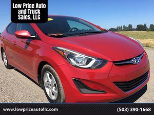 2015 Hyundai Elantra for Sale in Salem, OR