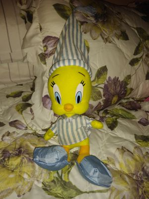 Vintage tweety plushie for Sale in Colton, CA