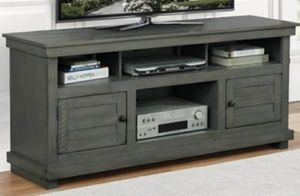 """Medford TV stand (60"""") for Sale in San Leandro, CA"""