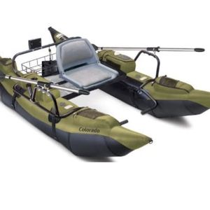 Corado Inflatable Pontoon boat for Sale in Irvine, CA