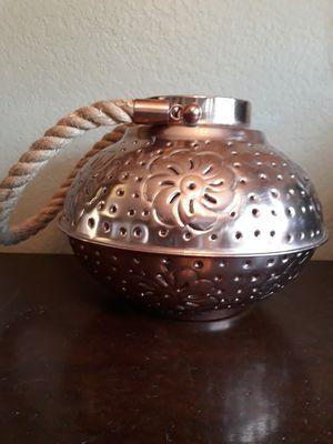 Copper basket, home decor. for Sale in Seattle, WA
