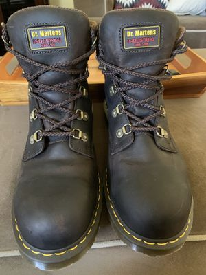 Men's Doc Martens steel toe work boots for Sale in Portland, OR