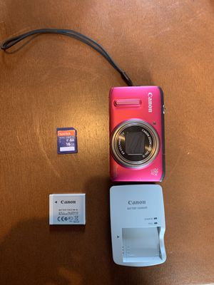 Canon HD Digital Camera *shipping only* for Sale in St. Louis, MO
