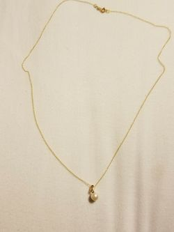 """14k Gold Necklace 1.09g. 18"""" for Sale in Everett,  WA"""