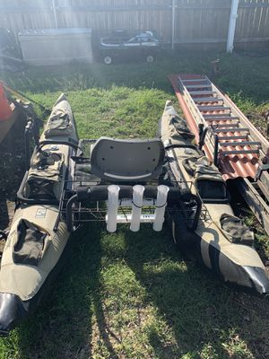 Colorado Inflatable Pontoon Boat for Sale in Salado, TX