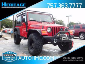 2006 Jeep Wrangler for Sale in Virginia Beach, VA