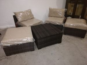 Outdoor furniture - Mueble para exterior for Sale in Katy, TX