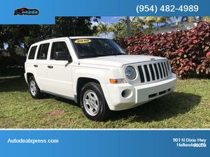2010 Jeep Patriot for Sale in Hallandale Beach, FL