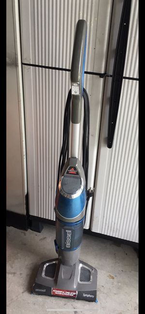 Bissell vacuum and steamer mop for Sale in Pembroke Pines, FL