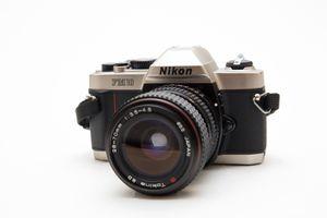 Nikon FM10 35mm SLR Film Camera + Lens! for Sale in Chula Vista, CA