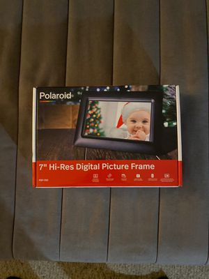 Polaroid digital picture frame for Sale in Queens, NY
