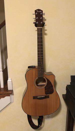 Fender Acoustic Electric Guitar for Sale in Centreville, VA