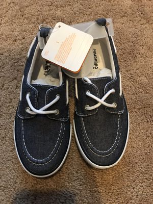 Gymboree girls sneakers boat shoes NEW size 1 for Sale in Aldie, VA