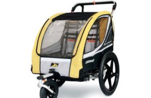 Bike Trailer with Jogger and Stroller Conversion Model bktrlr-sams-1 $69 for Sale in Duluth, GA