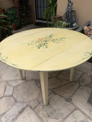 Antique folding table for Sale in San Jose, CA