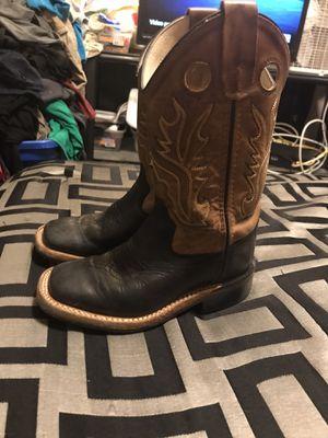 Boys cowboy boots for Sale in San Antonio, TX