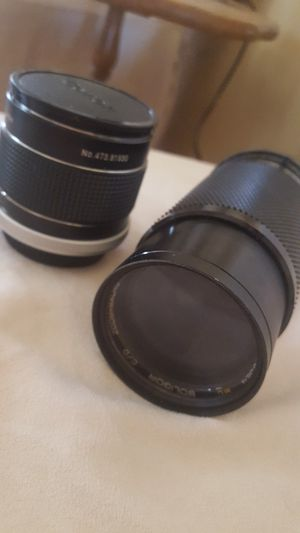 Canon lenses for Sale in Bakersfield, CA