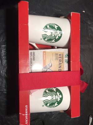 Starbucks Christmas gift for Sale in Green Bay, WI