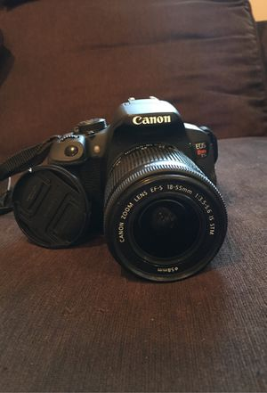 Canon T5i (PICKUP ONLY) for Sale in Winthrop, MA