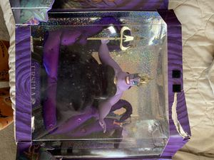 Sea Witch Ursula Disney's The Little Mermaid Great Villians Collection Limited Edition for Sale in Moundsville, WV