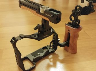 SmallRig Sony A7S III Professional Camera Cage + Extras for Sale in Los Angeles,  CA