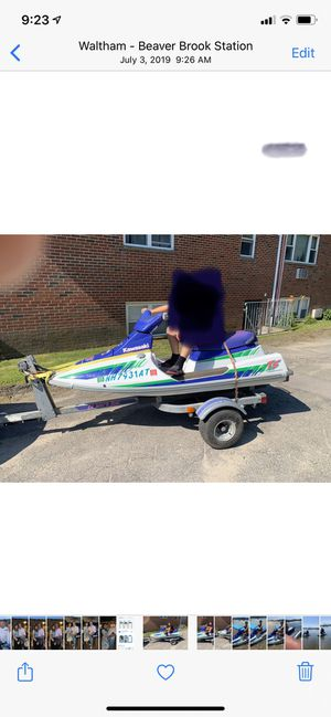 1993 Kawasaki TS 650 Jet Ski for Sale in Burlington, MA