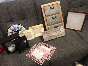 Various Frames/Decor items for Sale in Brea, CA