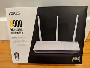 Asus N900 Wireless Router for Sale in Auburndale, MA