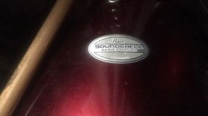 Pearl sound check drum set for Sale in Sterling Heights, MI