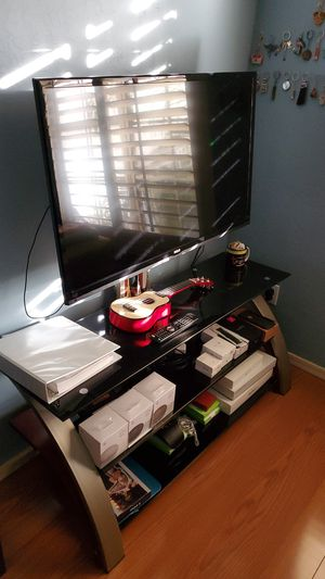 TV and Stand for Sale in Tempe, AZ
