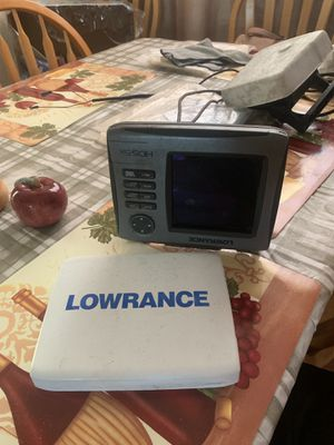 Lowrance and garmin for Sale in Portsmouth, VA