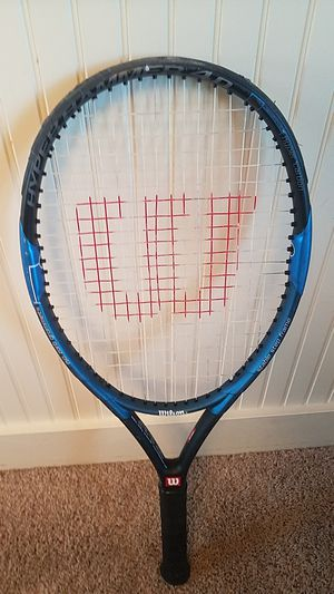 Tennis racket, Wilson Hyper Hammer 4.0 for Sale in Sandy, UT
