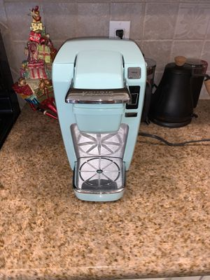 Sold out Mint green Keurig K15 for Sale in Virginia Beach, VA