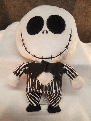 The Nightmare Before Christmas  Jack Skellington  Plush Stuffed  Disney Parks for Sale in Oceanside, CA