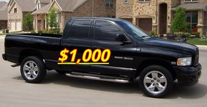 price$1000 Dodge Ram 2004 Town&Country for Sale in Sioux Falls, SD