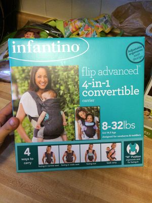 Infantino Baby Carrier for Sale in Lancaster, OH
