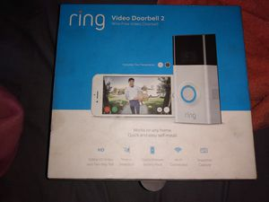 Ring doorbell camera for Sale in Hillsboro, OR