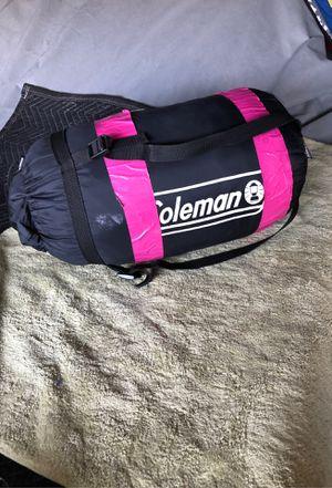 Coleman sleeping bag for Sale in Corona, CA