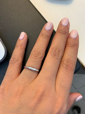 Diamond wedding ring for Sale in Santa Ana, CA