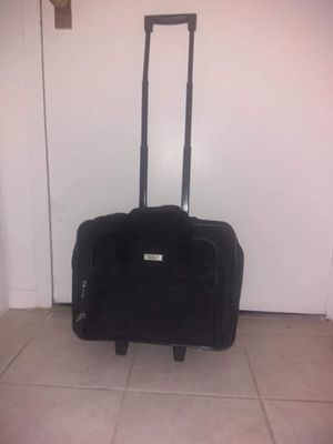 Small Work Luggage Suitcase on Wheels for Sale in Alexandria, VA