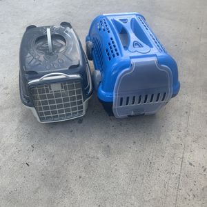 2- Small Cage For Dog &cat for Sale in Springfield, VA