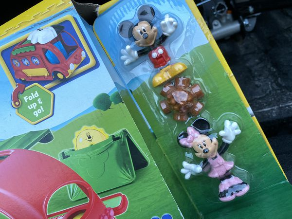 Mickey Mouse clubhouse Disney Junior's cruise camper