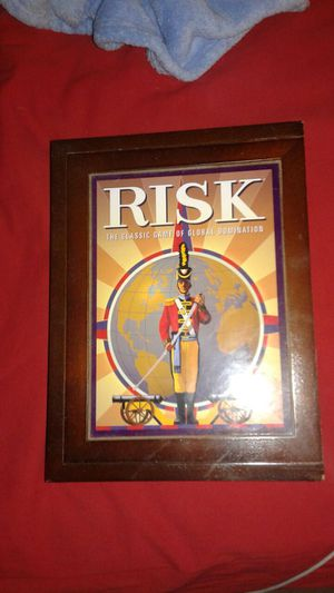 Risk board game for Sale in Brooklyn, NY